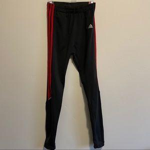 Adidas Climalite 3 Stripe Leggings